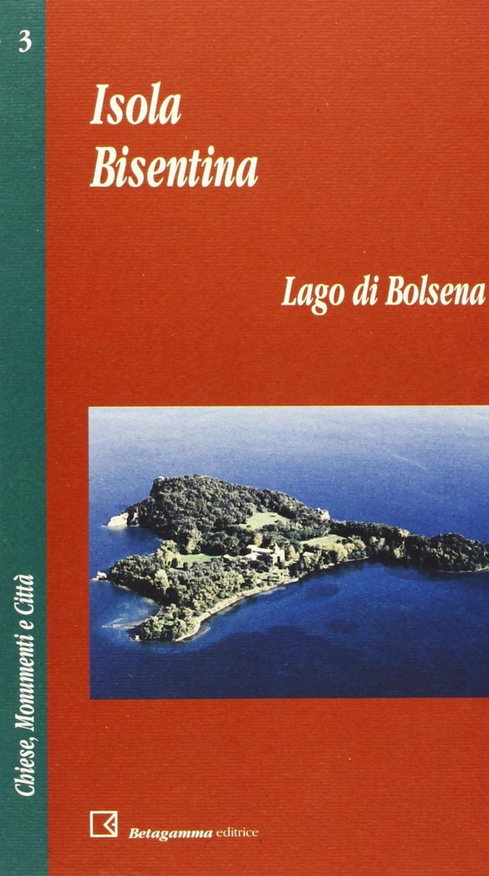 Isola Bisentina, lago di Bolsena