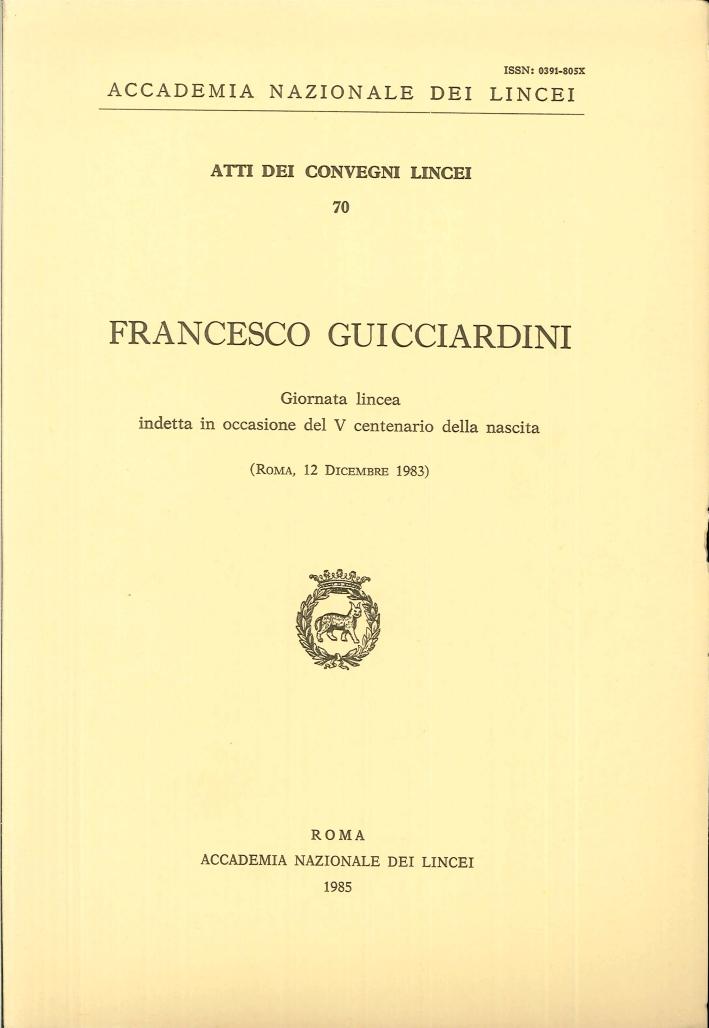 Francesco Guicciardini.