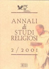 Annali di studi religiosi (2001). Vol. 2