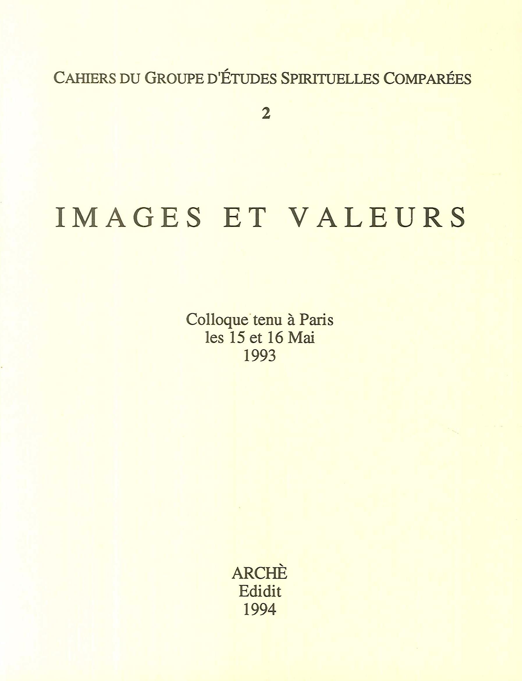 Images et valeurs