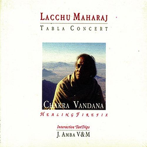 Lacchu Maharaj Tabla Guru. Con CD Audio. [English Ed.]