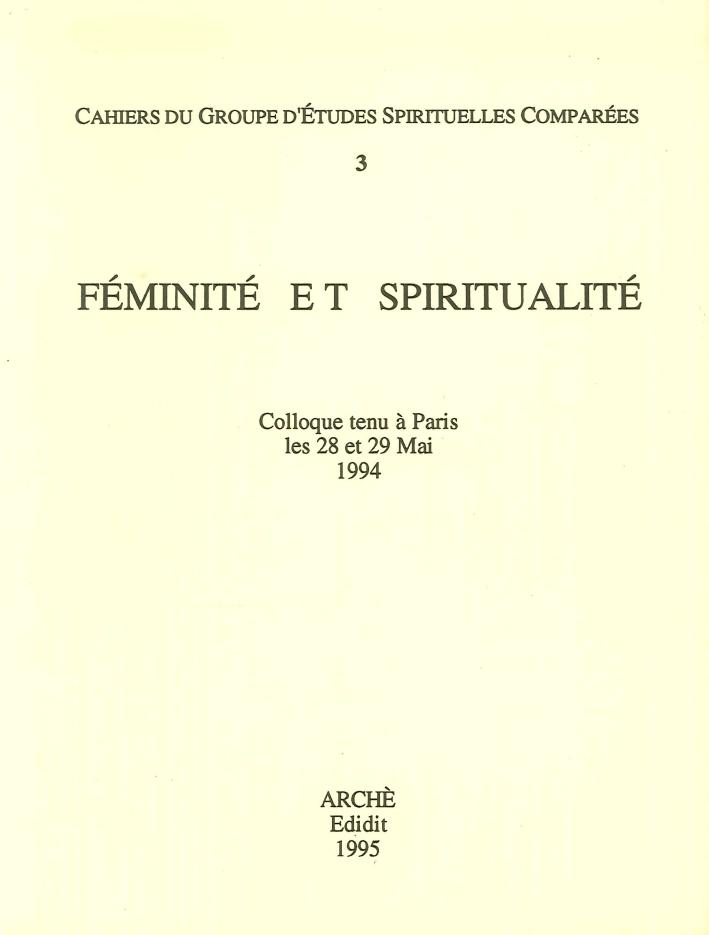 Féminité et spiritualité