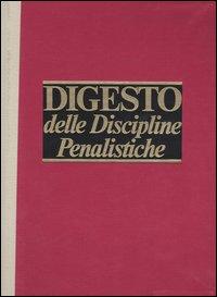 Digesto delle discipline penalistiche. Aggiornamento. Vol. 2