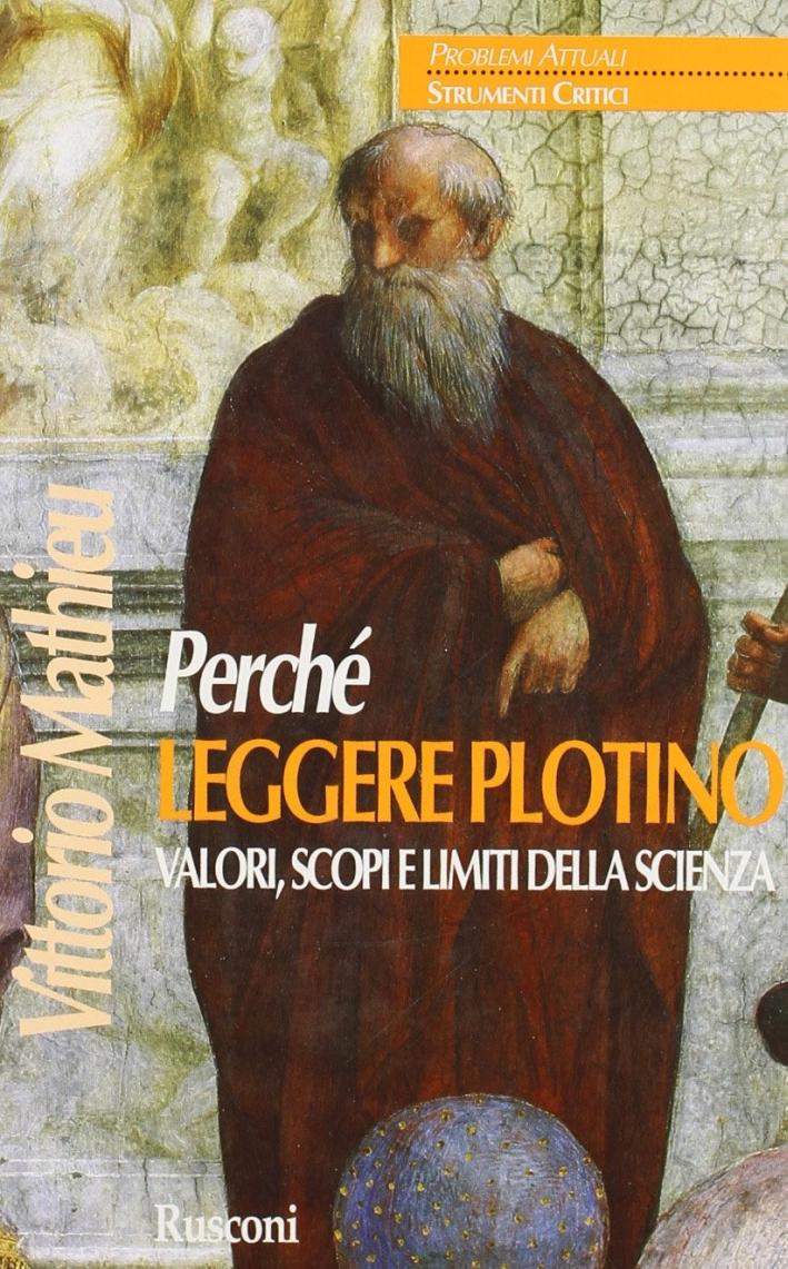 Perché leggere Plotino