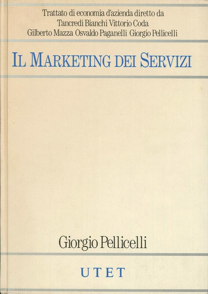 Il Marketing dei Servizi. IV/3