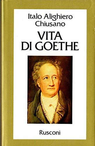 Vita di Goethe
