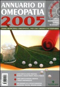Annuario di omeopatia 2005. Con CD-ROM