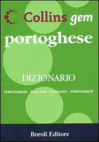 Portoghese. Dizionario portoghese-italiano, italiano-portoghese.