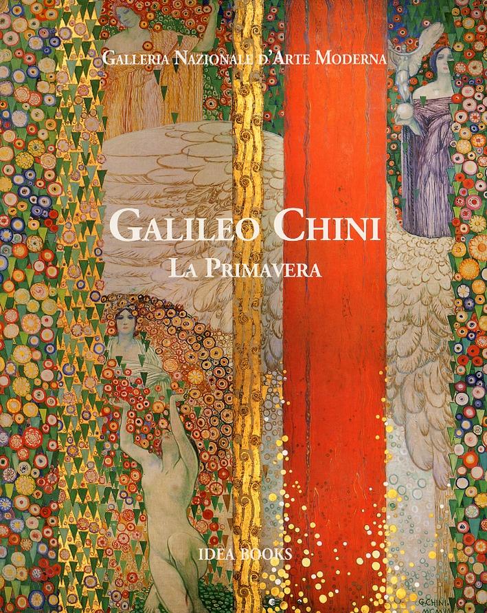 Galileo Chini. La primavera