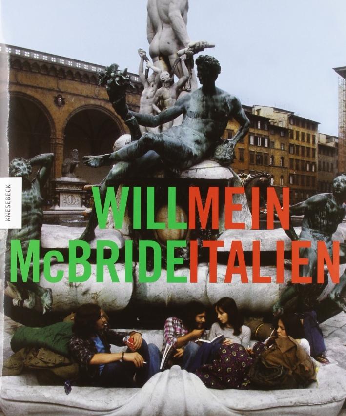 Will Mc Bride. Italien