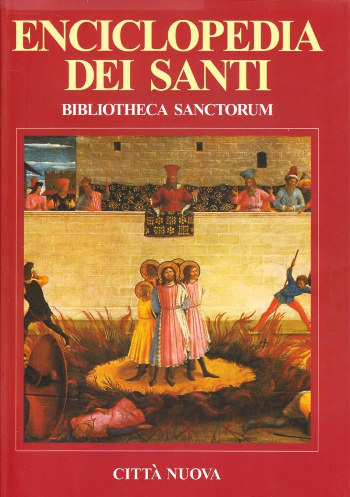 Bibliotheca sanctorum. Enciclopedia dei santi. Vol. 4: Ciro-Erif