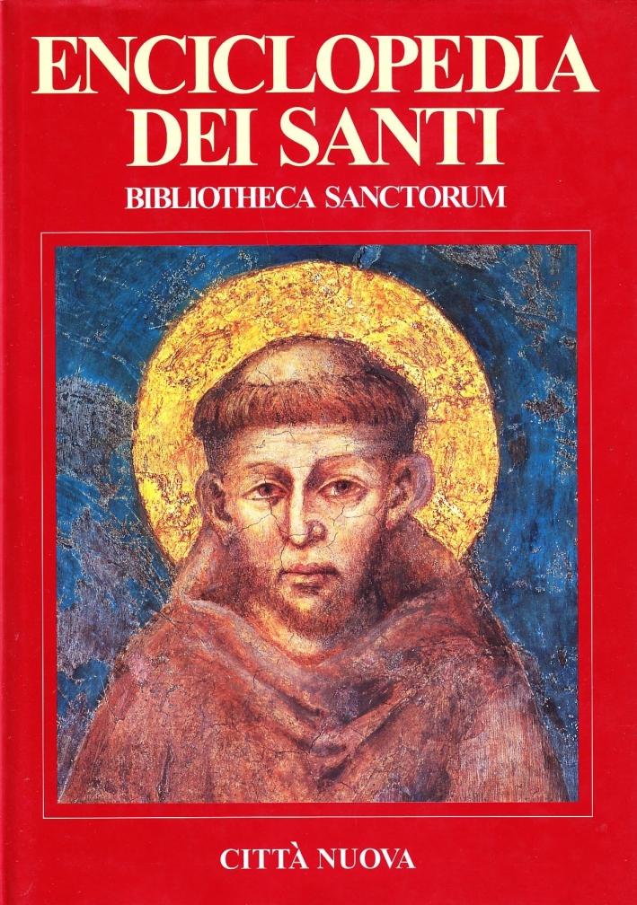 Bibliotheca sanctorum. Enciclopedia dei santi. Vol. 5: Erizz-Gald