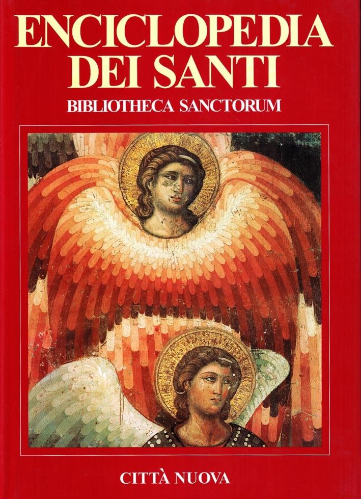 Bibliotheca sanctorum. Enciclopedia dei santi. Indici