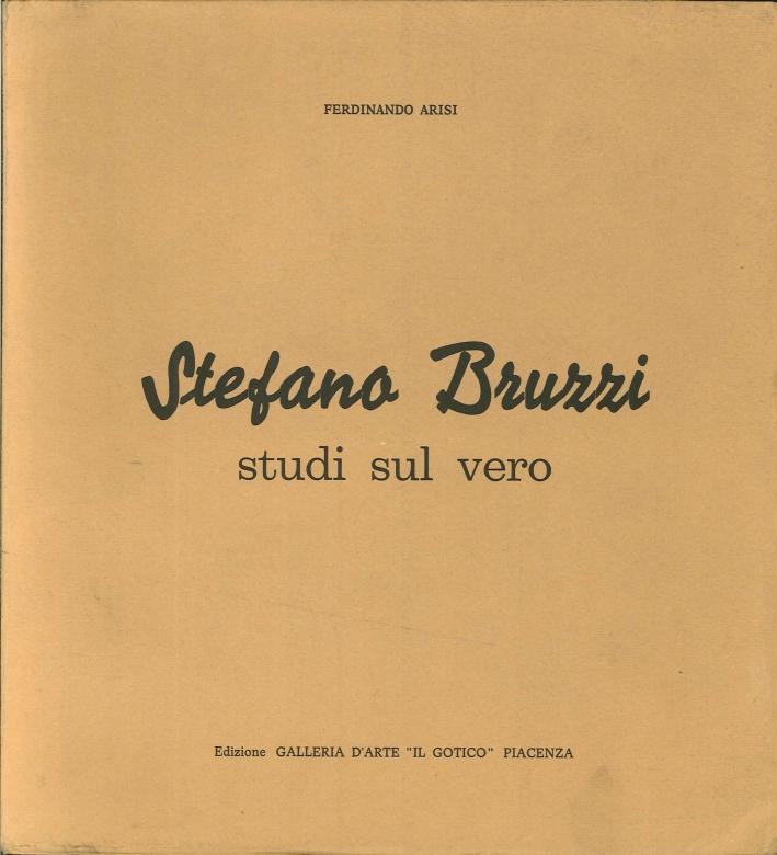 Stefano Bruzzi. Studi dal Vero.