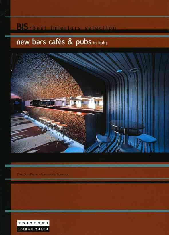 New bars cafés & pubs in Italy.