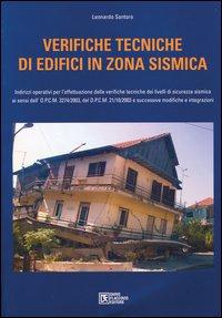Verifiche tecniche di edifici in zona sismica.