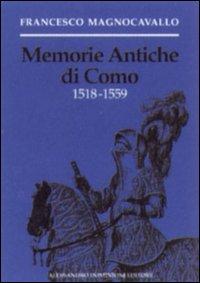 Memorie antiche di Como (1518-1559)