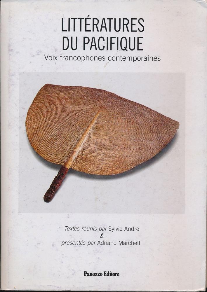 Littératures du Pacifique. Voix francophones contemporaines.
