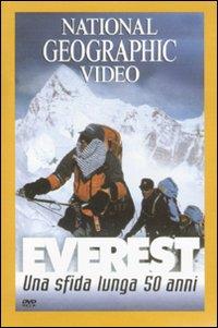 Everest. Una sfida lunga 50 anni. DVD