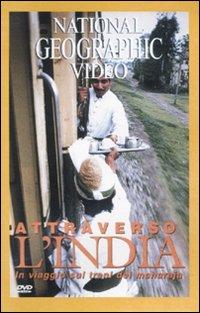 Attraverso l'India. In viaggio sui treni dei maharaja. DVD