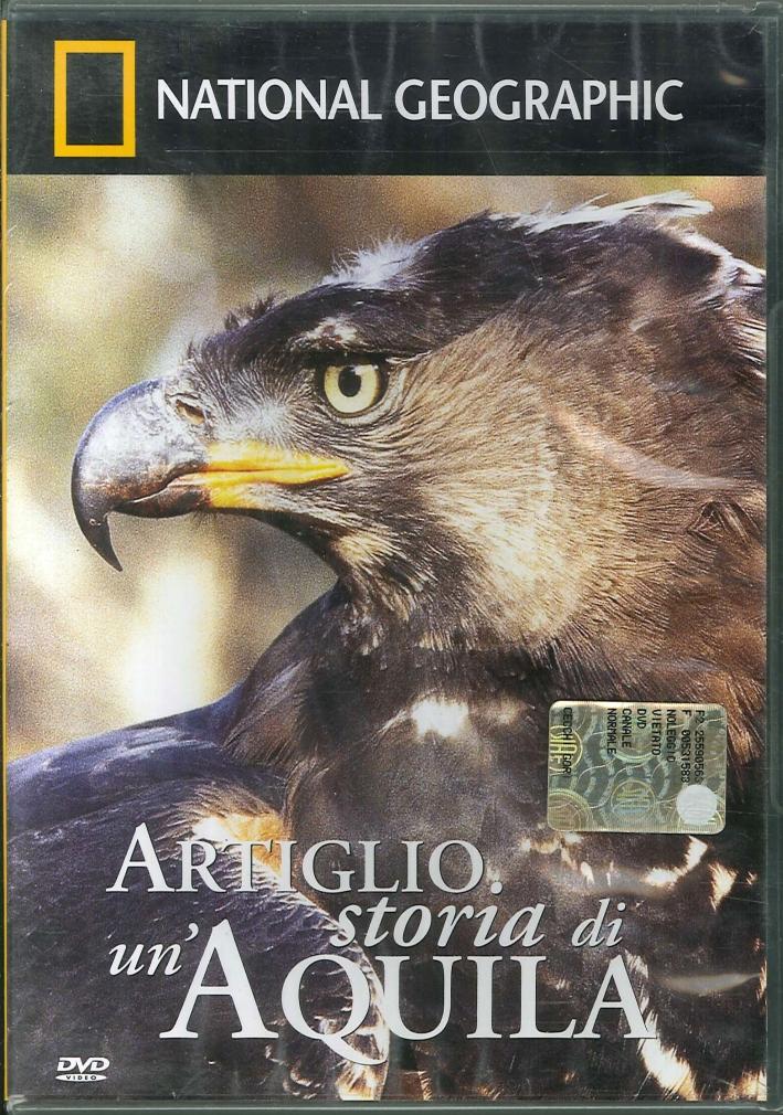 Artiglio. Storia di un'aquila. DVD.