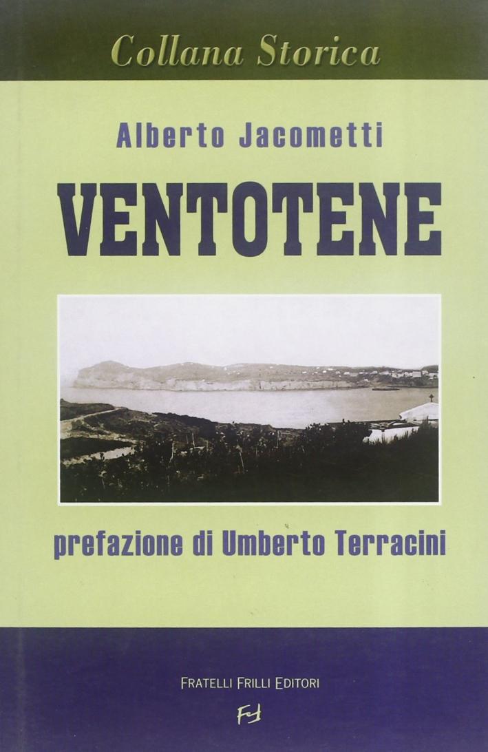 Ventotene.
