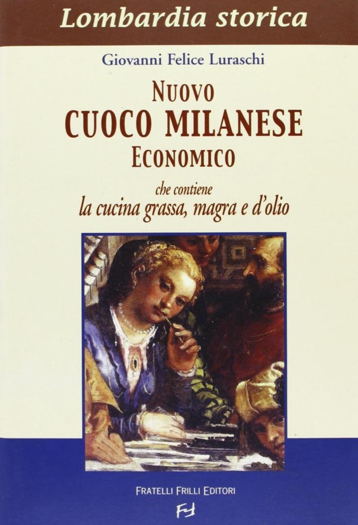 Nuovo cuoco milanese economico.