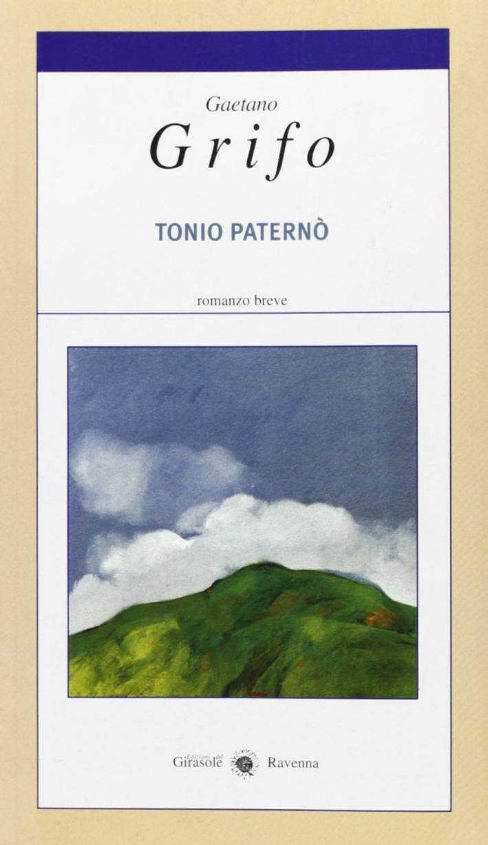 Tonio Paternò.