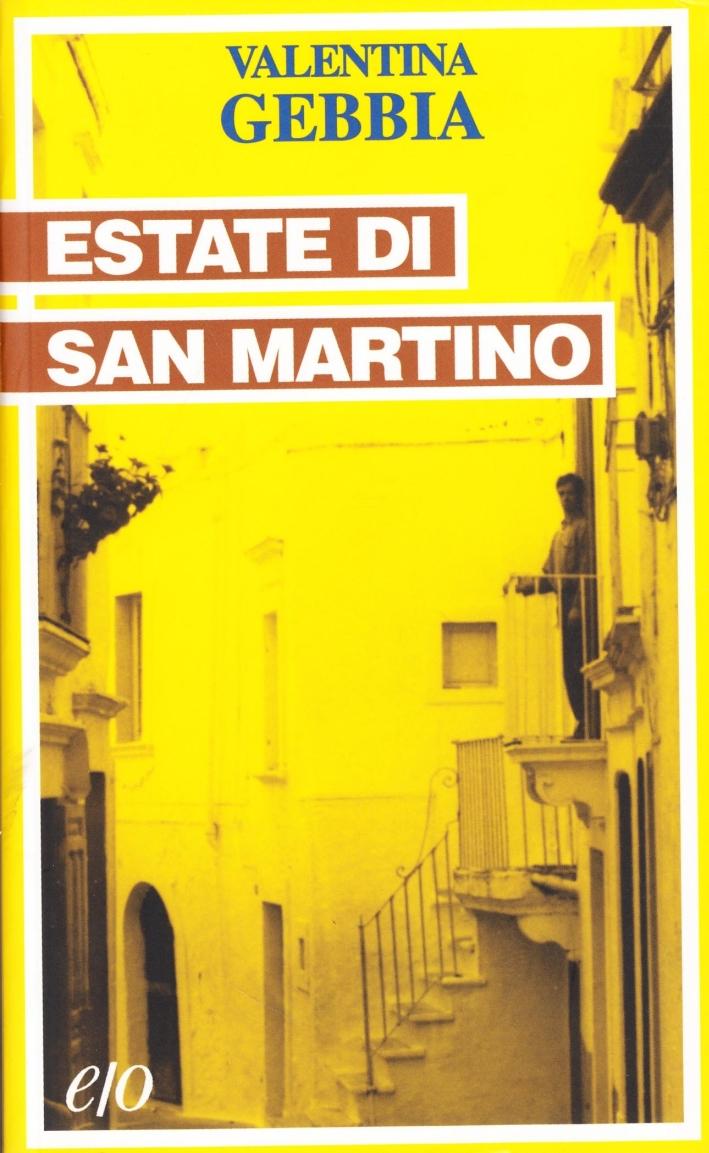 Estate di San Martino.