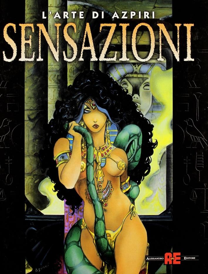 Senzazioni. L'arte di Azpiri.