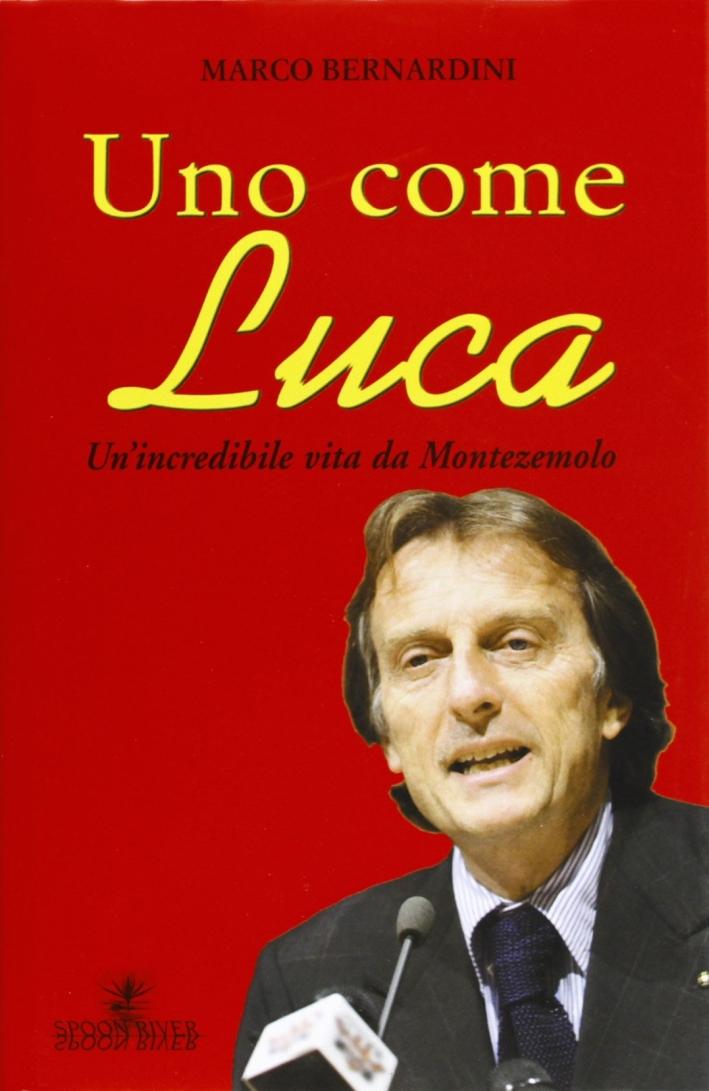 Uno come Luca. Un'incredibile vita da Montezemolo
