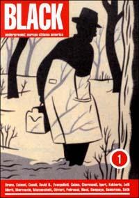 Underground: Europa chiama l'America. Black. Vol. 1