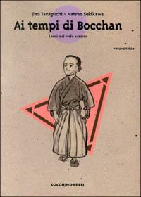 Ai tempi di Bocchan. Vol. 3.