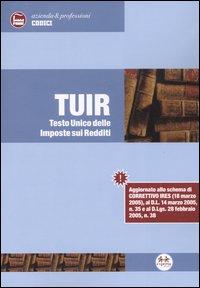 TUIR. Testo Unico delle imposte sui redditi