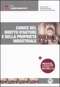Codice del diritto d'autore e della proprietà industriale