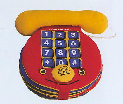 Il libro telefono di Robin