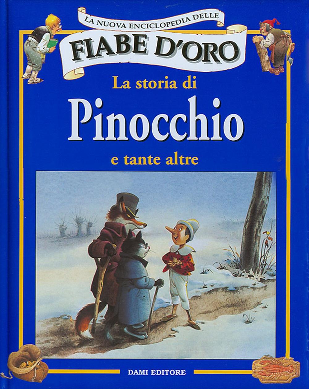 La storia di Pinocchio e tante altre