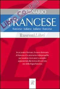 Dizionario francese. Francese-italiano, italiano-francese.