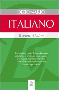 Dizionario di italiano.