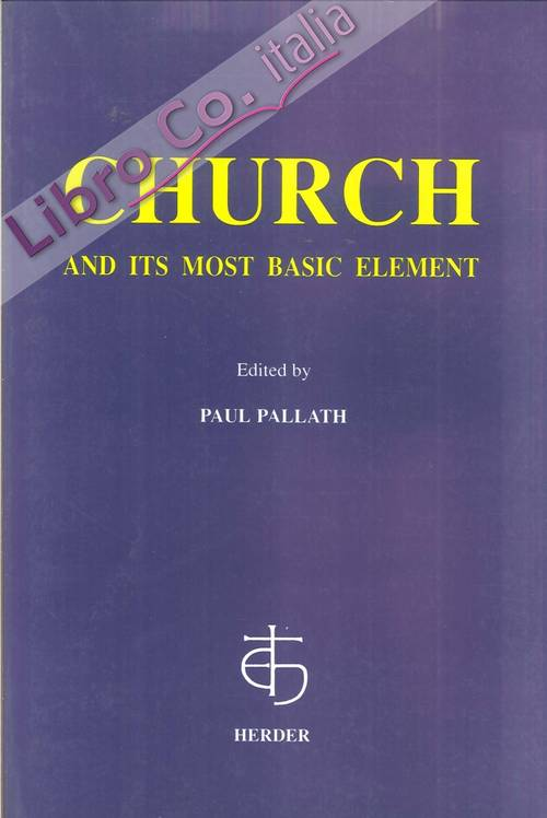 Church and its most basic element.