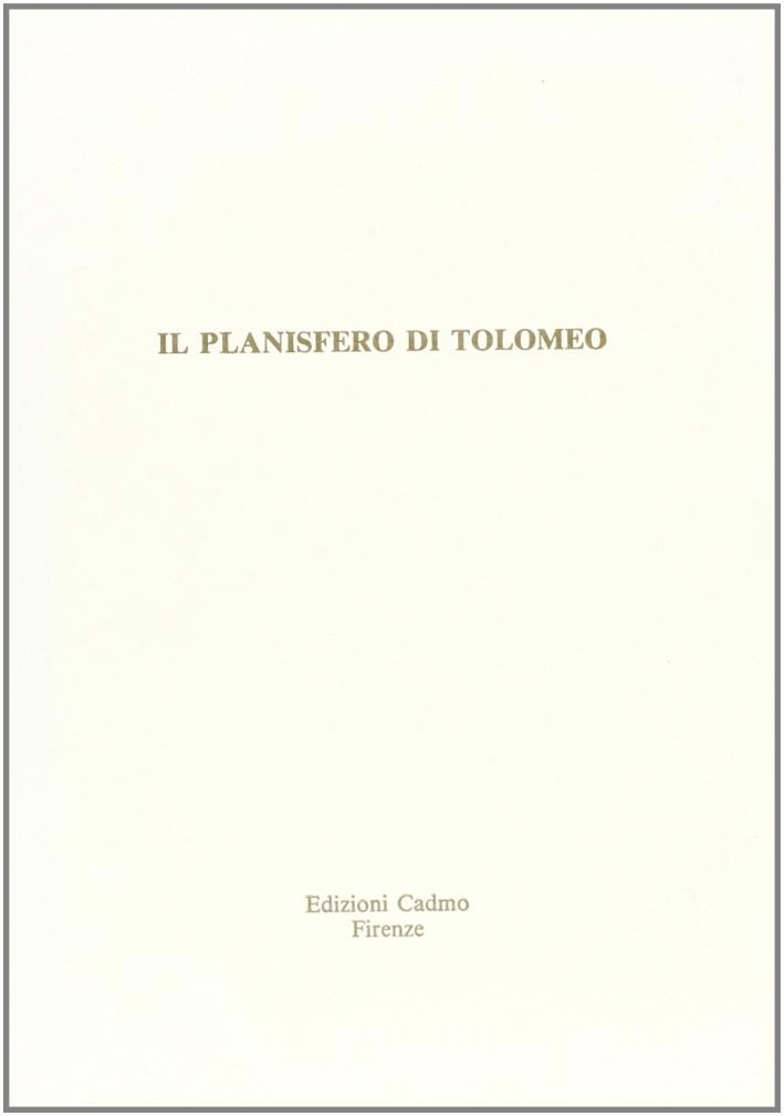 Il planisfero di Tolomeo