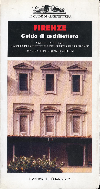 Guide di architettura. Firenze.