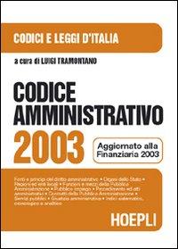 Codice amministrativo 2003