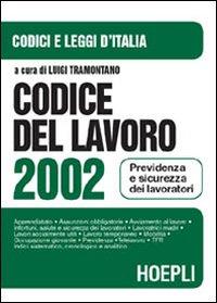 Codice del lavoro 2002