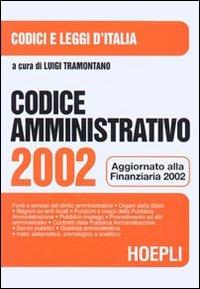Codice amministrativo 2002.