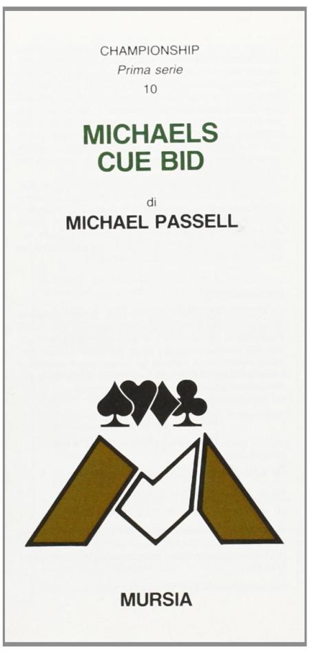 Michaels cue bid