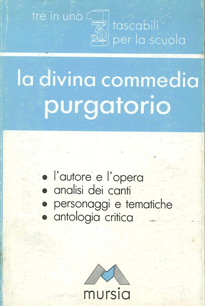 Divina Commedia. Purgatorio