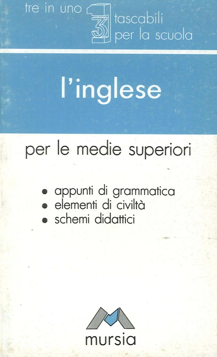 L'inglese