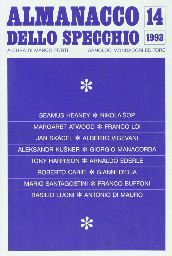 Almanacco dello Specchio. Vol. 14