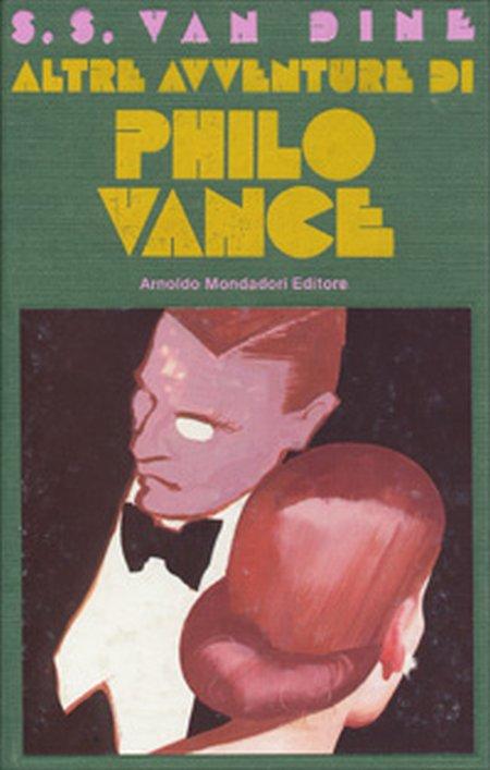 Altre avventure di Philo Vance.
